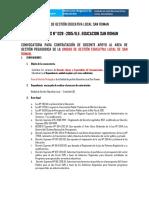__9na Cas 29 Fortaleza Docente - Comunicacion