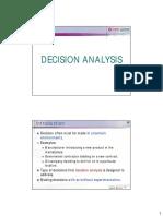 OD Decision Analysis 2010