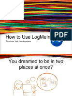 How to Use LogMeIn