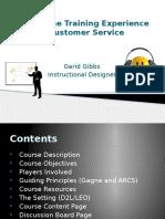 a4 ggibbs - sem online training experience in customer service