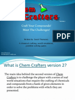 chem crafter designdoc rawv2