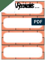 Borders Bricks 2 1