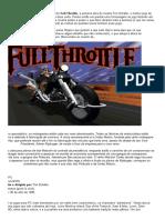 »»» FULL THROTTLE - Super tópico recheado de informações + guia ilustrado completo, de todo o jogo! - Fórum UOL Jogos