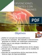 7 Desordenes Inmunológicos