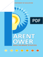 14  parent power build the bridge to success booklet