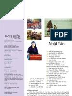 Tạp chí văn hiến số 1 năm 2006