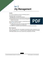 Security Management for ZTE Core Nodes