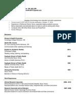 gracekim-resume e portfolio 2