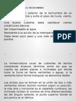 CUBIERTAS DE UNA TECHUMBRES.pptx
