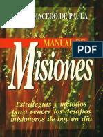 Macedo Manual de Misiones