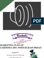 Gardenia Marketing Plan