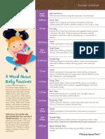 mgt schedule fullday