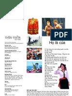 Tạp chí văn hiến số 8 năm 2005