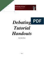 Debating Handbook