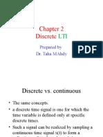 4 Discrete LTI