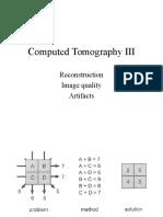 17 - Computed Tomography III (1)