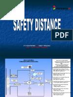 Safety Distance (KUPAK)