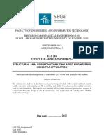 Assignment 2 EAT216 Sept 2015