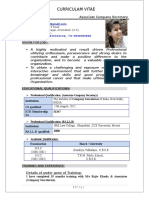 Professional Resume Format (39)