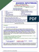 Job Selection Letter