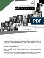 Teoria Da Arquitectura