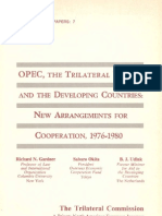 07 - OPEC, The Trilateral World, And the Developing Countries - New Arrangements for Cooperation, 1976-1980 (1975)