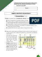 ÁMBITO CT-TEC JUNIO-09- CON SOLUCIONES