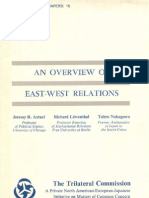 15 - An Overview of East-West Relations (1978)