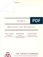 17 - Energy - Managing the Transition (1978)