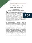 Dr Ansari the Ghazali of His Age - Final