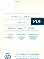 19 - Industrial Policy and the International Economy (1979)