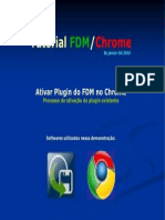 Ativar Plugin do FDM no Chrome