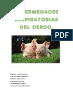Enfermedades Respiratorias Del Cerdo