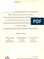 23 - The Trilateral Countries in the International Economy of the 1980s (1982)