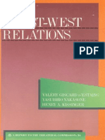 36 - East-West Relations (1989)