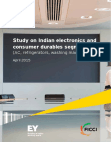Study on Indian electronics and consumer durables segment