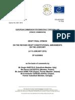 Rekomandimet e Komisionit te Venecias