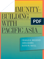 51 - Community-Building With Pacific Asia (1997)
