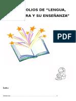 Portafolios de Lengua y Literatura