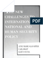 58 - The New Challenges to International, National and Human Security Policy (2004)