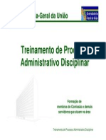 Apresentacao Curso PAD CGU-Bahia