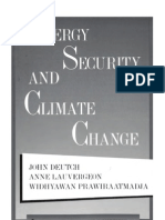 61 - Energy Security and Climate Change (2007)