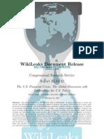 CRS - RL34742 - The US Financial Crisis