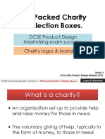 charity logos and branding