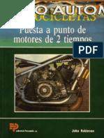 Manual Motocicletas Puesta Punto Motores 2 Tiempos