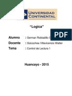 CL1 -Logica