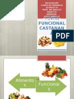 Torta Funcional Castanana