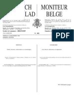 22_3 Belgisch Staatsblad extract