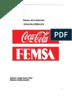 Manual de Planeación. Sergio Ferrer