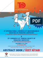 8.International congress of Mediterranean Societies of Pediatric Dentistry